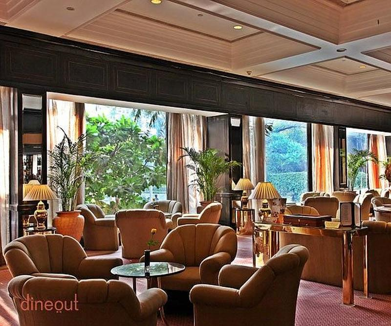 Club Bar - The Oberoi Dr Zakir Hussain Marg