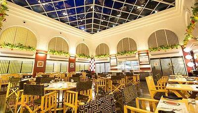 Oriental Connexions - The E-Square Hotel