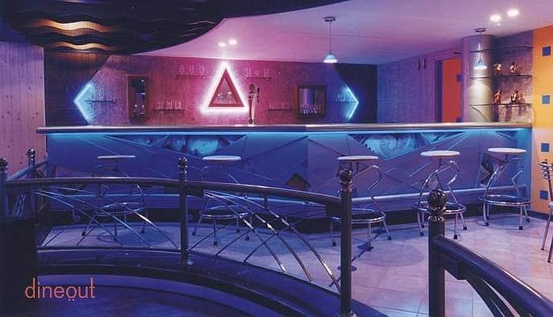 Apache - The Fluid Lounge Bavdhan