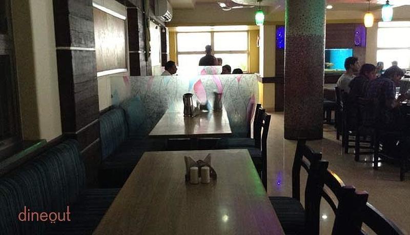 Radhika Veg Restaurant Aundh