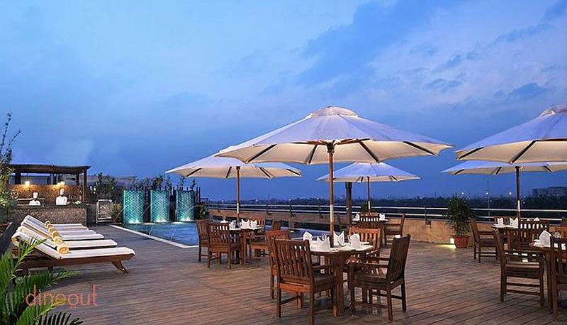 Terrace Grill Sector 29