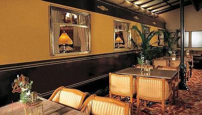 Orient Express - Taj Diplomatic Enclave