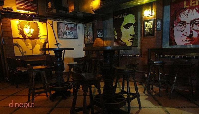 TC Bar & Restaurant Aurobindo Marg