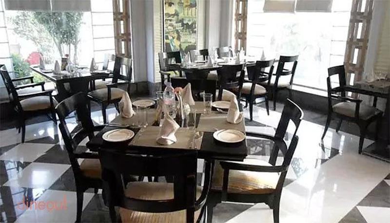 New Town Cafe - Park Plaza Gurgaon Sushant Lok Phase 1