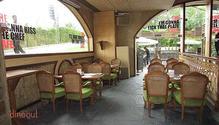 The Flying Saucer restaurant