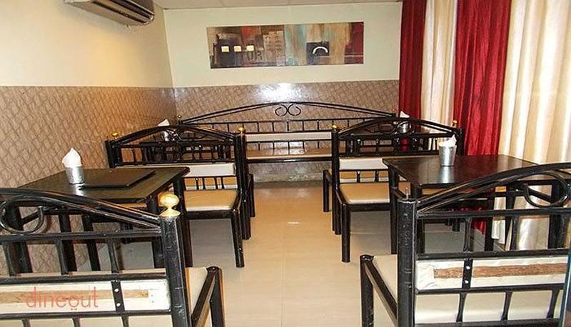 MM  Restaurant Aundh
