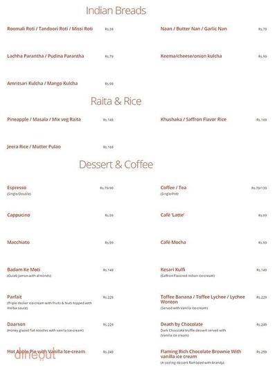 Caffe 9 Menu 13
