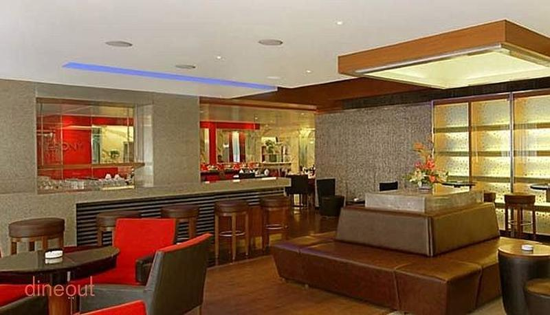 Cafe 15A - St Laurn Business Hotel Koregaon Park