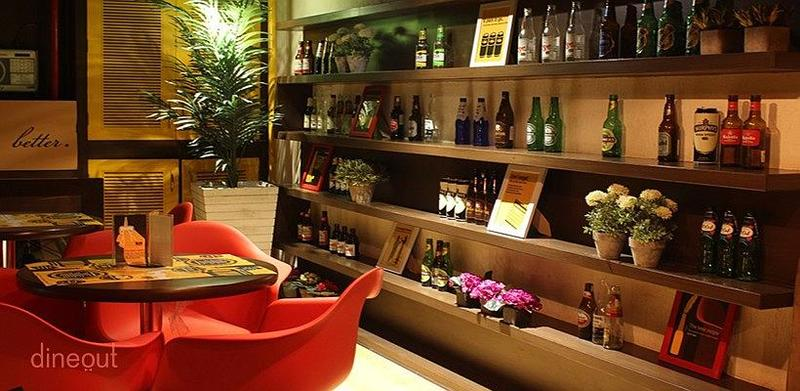 The Beer Cafe Nehru Place