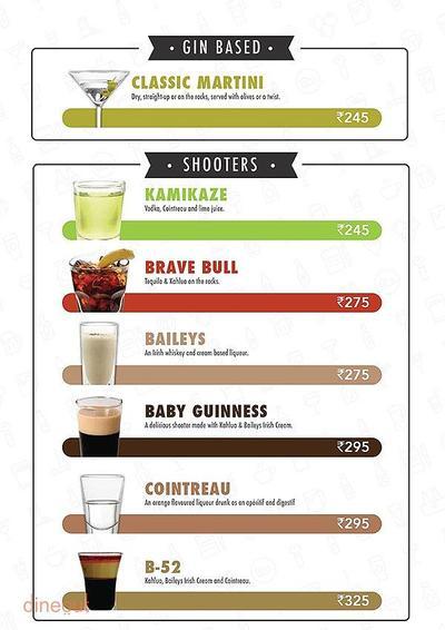 The Beer Cafe Menu 30