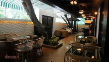 Kosmic Sea Lounge restaurant
