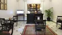 The Cavalry Bar - Maidens Hotel restaurant