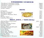 Dragon Chinese Food Menu
