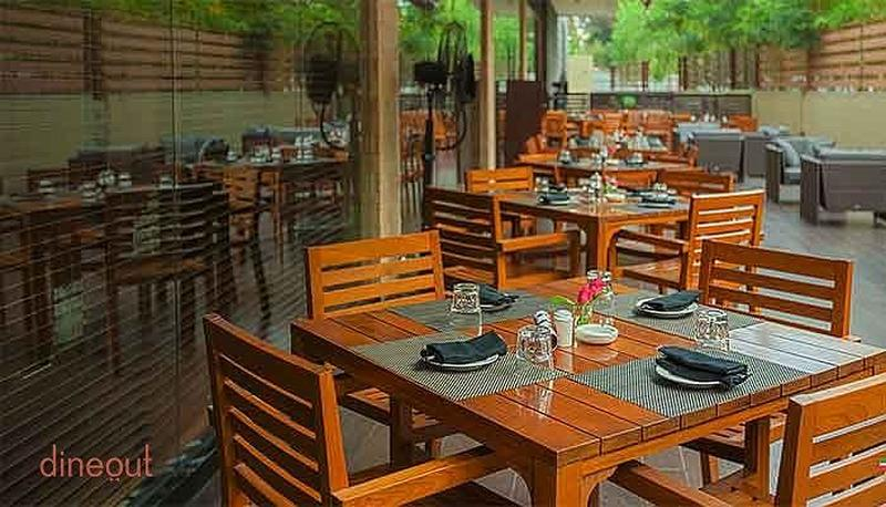 The Bistro - Marriott Suites Pune Koregaon Park