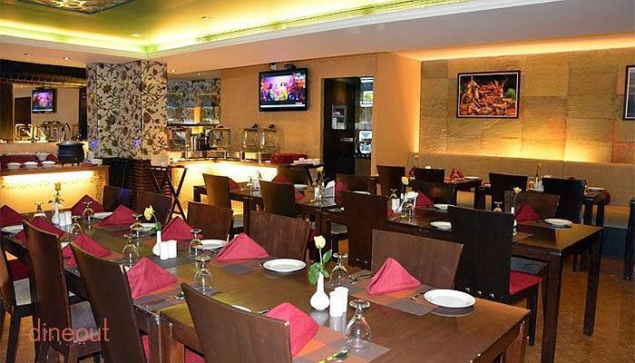 Top restaurants in hsr layout south bangalore