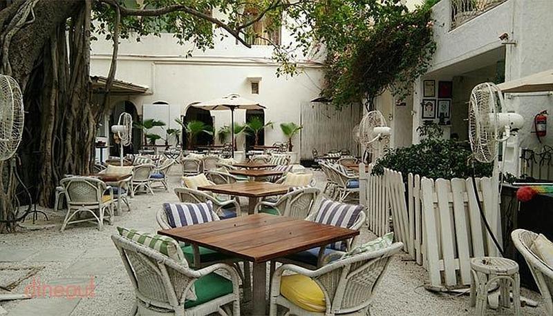 Get 10 discount at Olive Bar Kitchen Mehrauli South Delhi Delhi