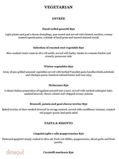 Olive Bar & Kitchen Menu 4