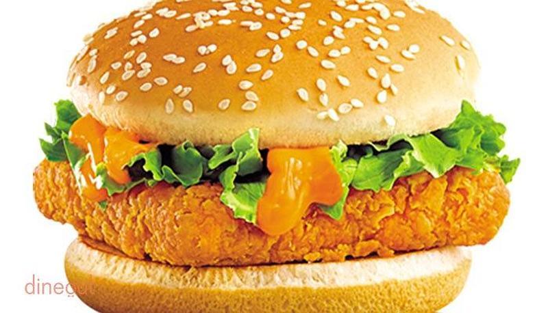 McDonald's Saket