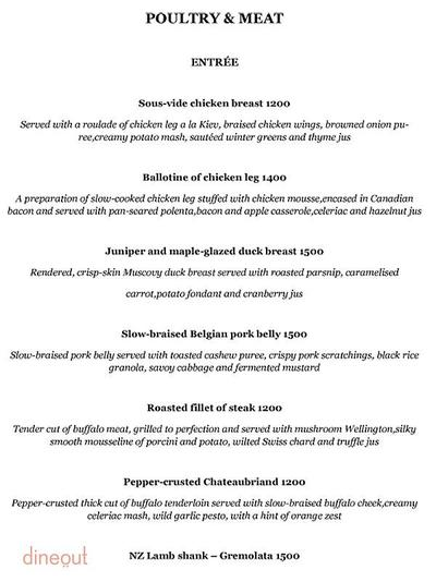 Olive Bar & Kitchen Menu 8