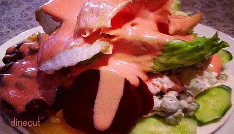 Salad Chef DLF Cyber City