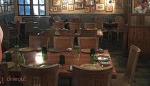 Pali Bhavan restaurant