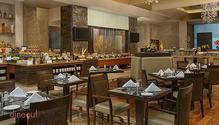 Timpani - Radisson Blu Hotel Ahmedabad restaurant