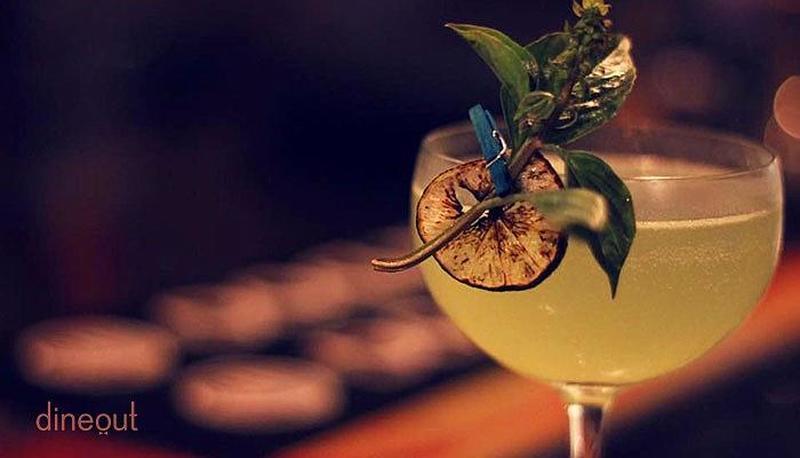 Cocktails & Dreams Speakeasy Sector 15