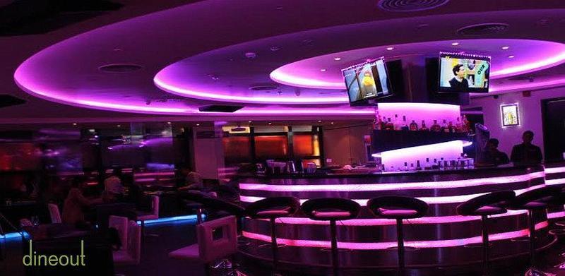 The VIP Club Bar and Lounge MG Road